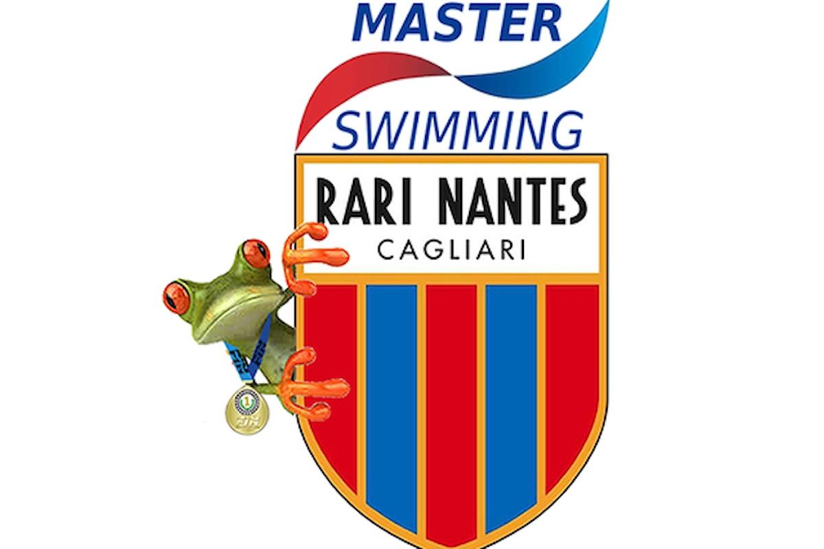 Nuoto in acque libere. la Cagliari-Poetto 2020