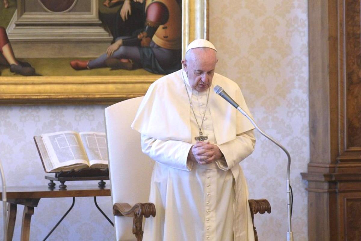Papa Francesco: cessare di strumentalizzare le religioni per incitare all'odio, alla violenza, all'estremismo e al fanatismo cieco