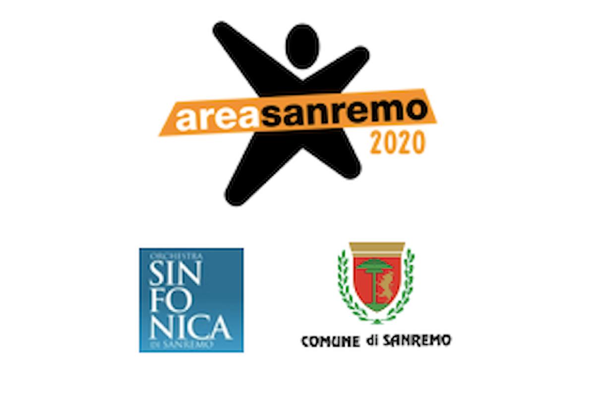 AREA SANREMO 2020: on line da oggi il regolamento e il bando per partecipare all'unico concorso che dà accesso al 71° Festival di Sanremo