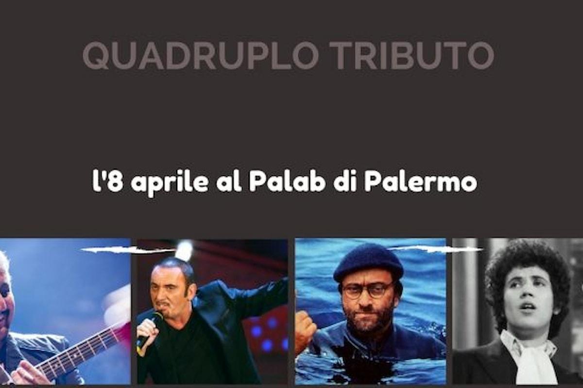 Pino Daniele, Mango e l'altro Lucio