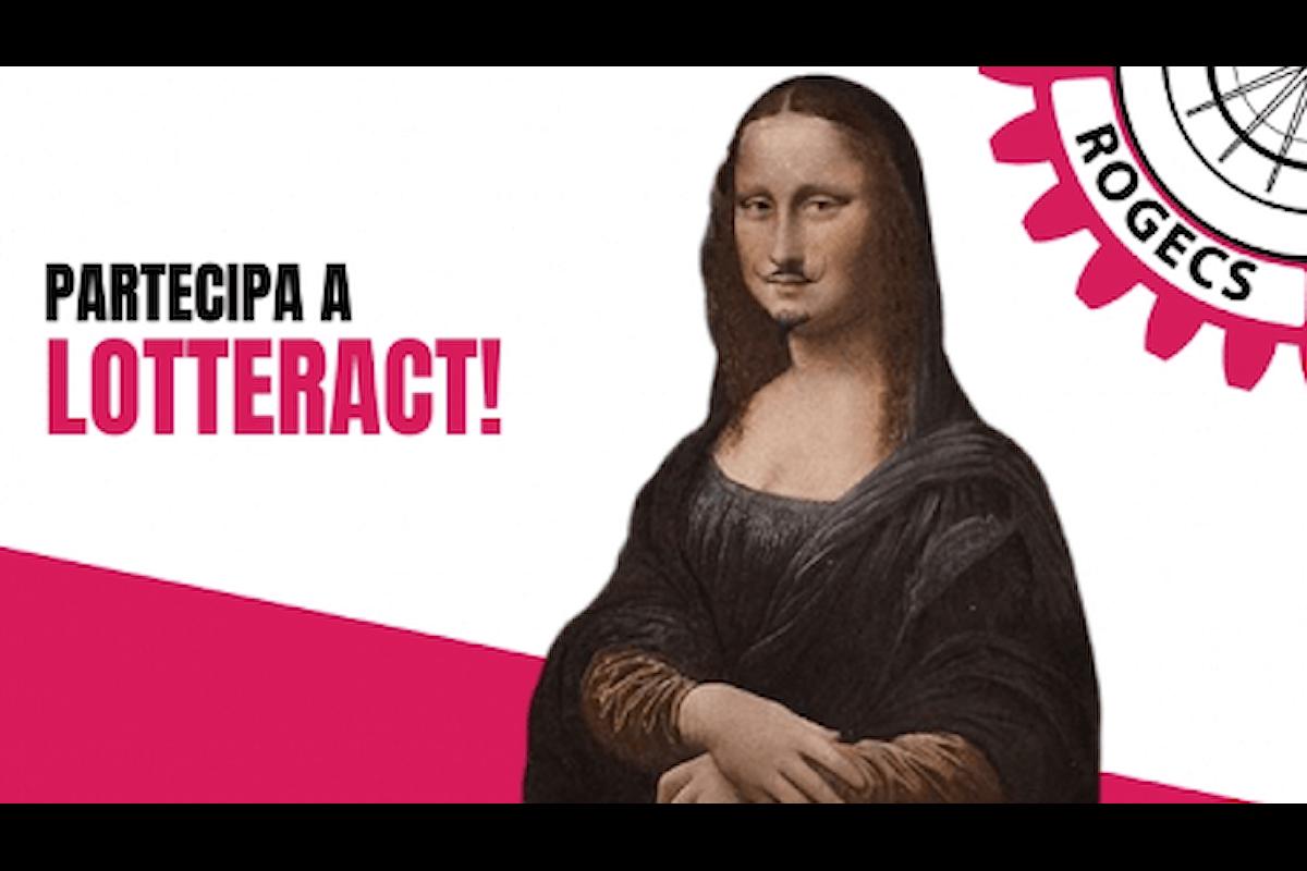 Lotteract, lotteria di beneficenza per la Caritas degli artisti genovesi