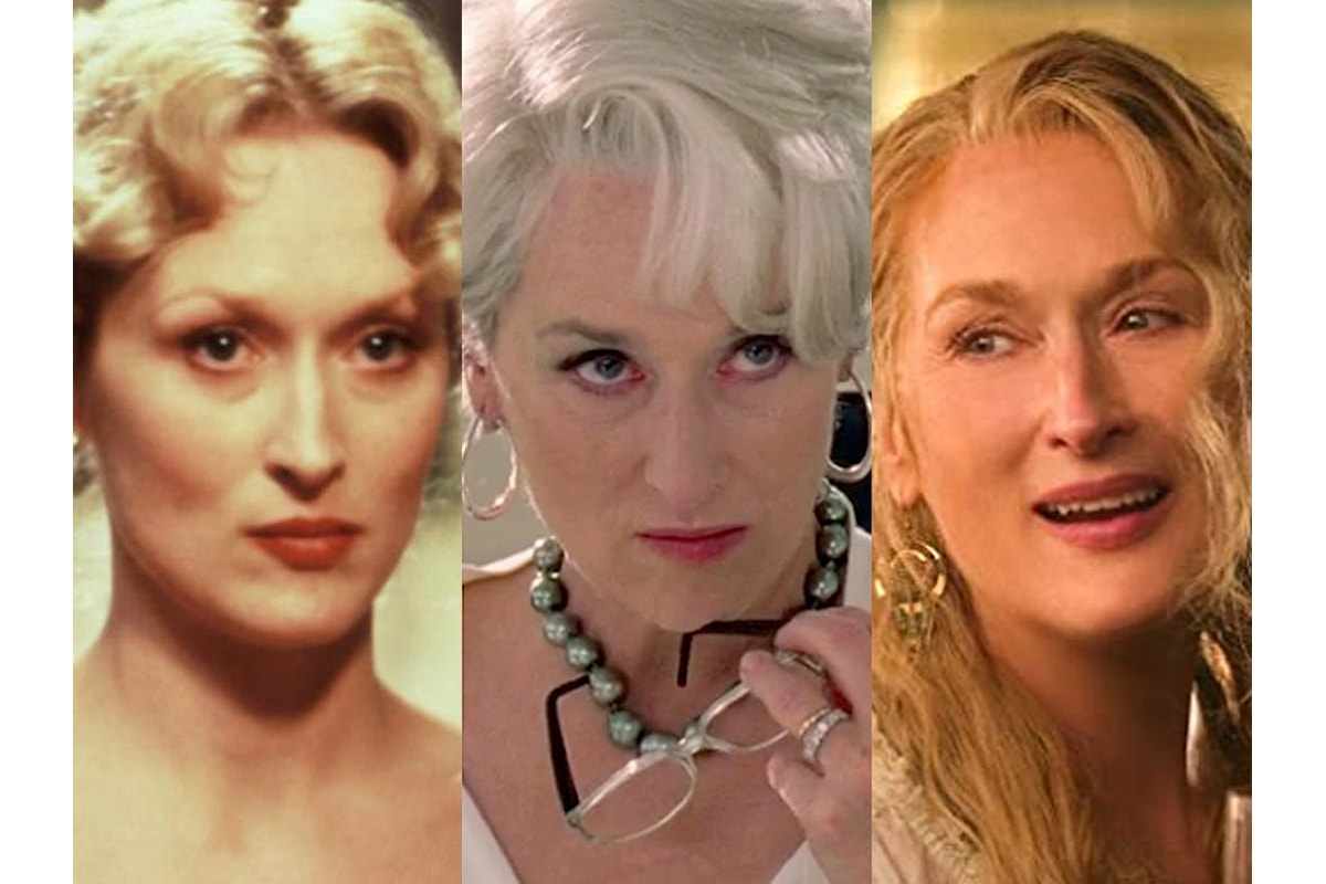 Mary Louise Streep, ex Meryl