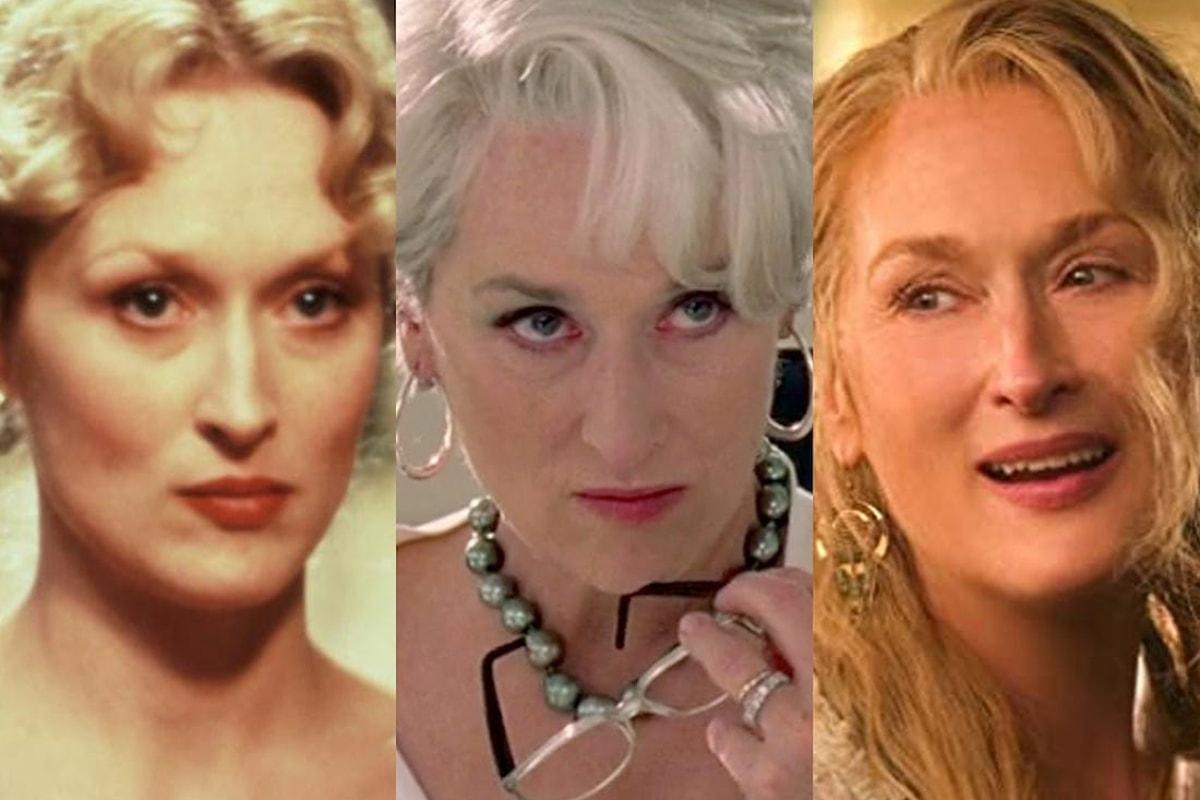 Mary Louise Streep, ex Meryl