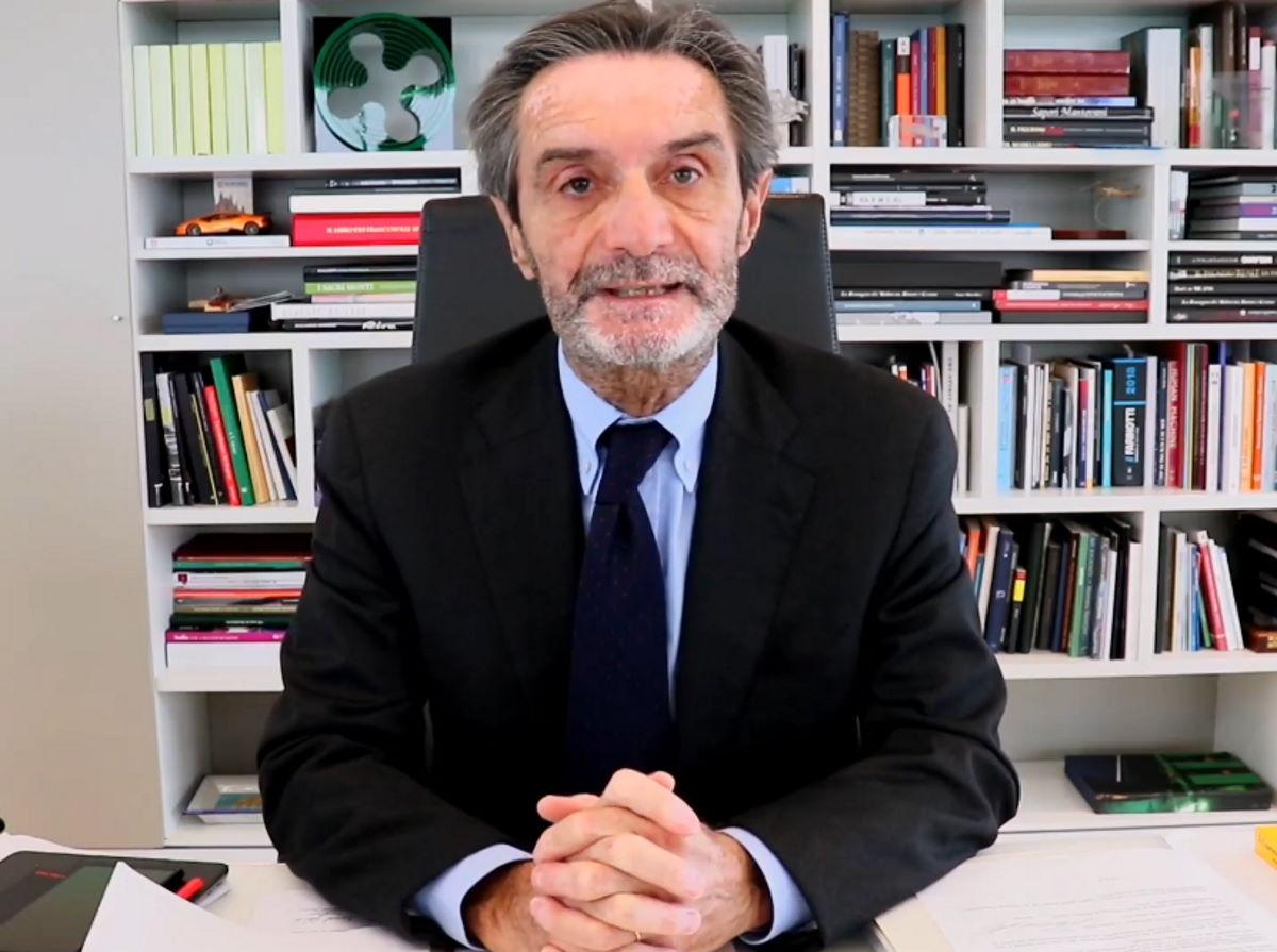 Lombardia: oltre 4mla i nuovi casi Covid e Fontana annuncia la riapertura degli ospedali nella Fiera di Milano e in quella di Bergamo
