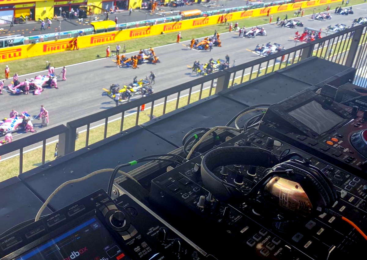 Pequod Acoustics: da Venezia al GP del Mugello di Formula Uno