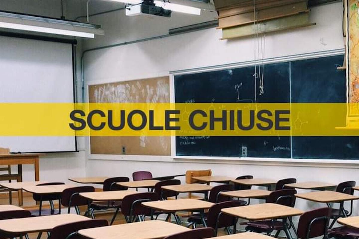 Covid: Restano chiuse le scuole della Campania