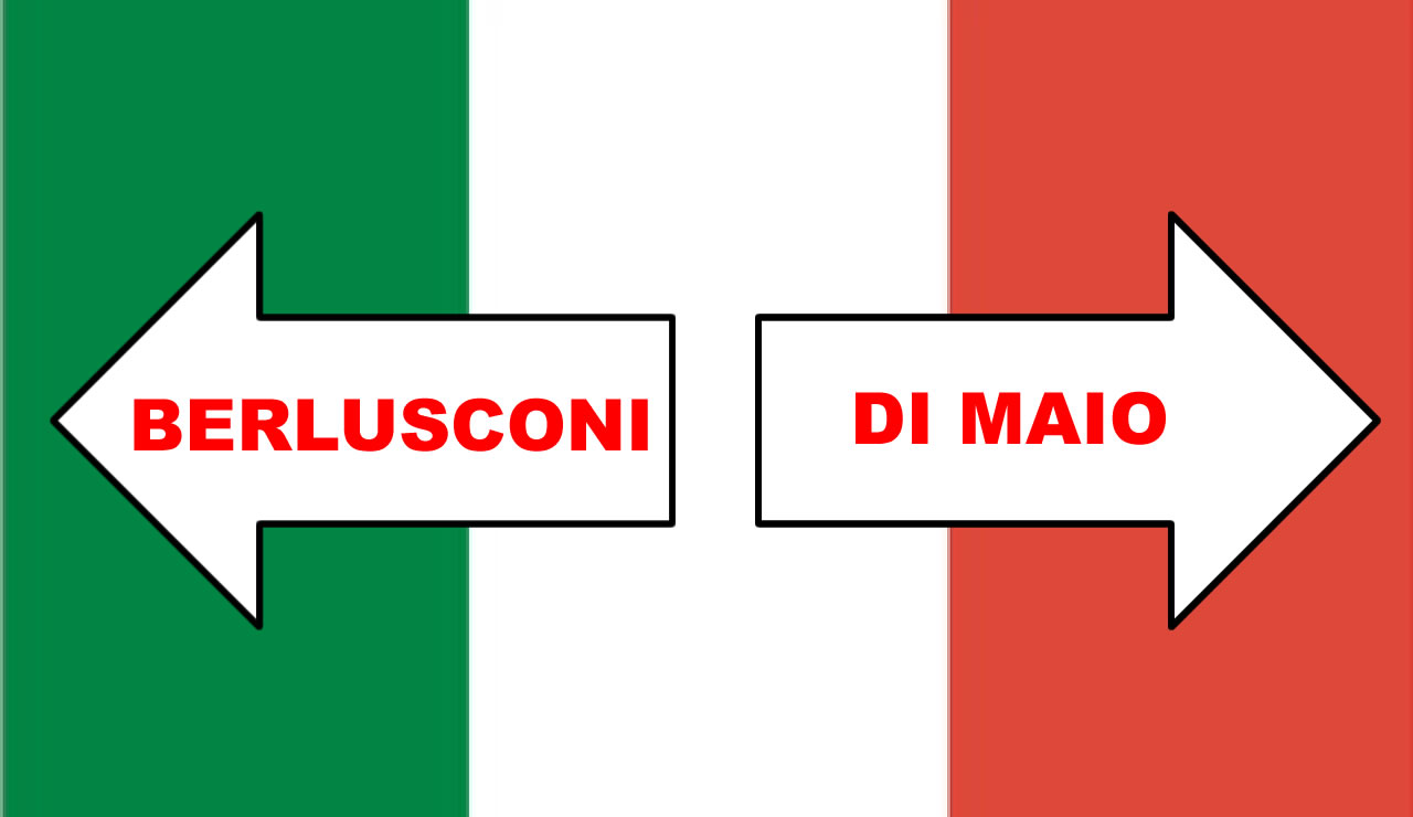 Forza Italia in maggioranza? Secco no di Di Maio