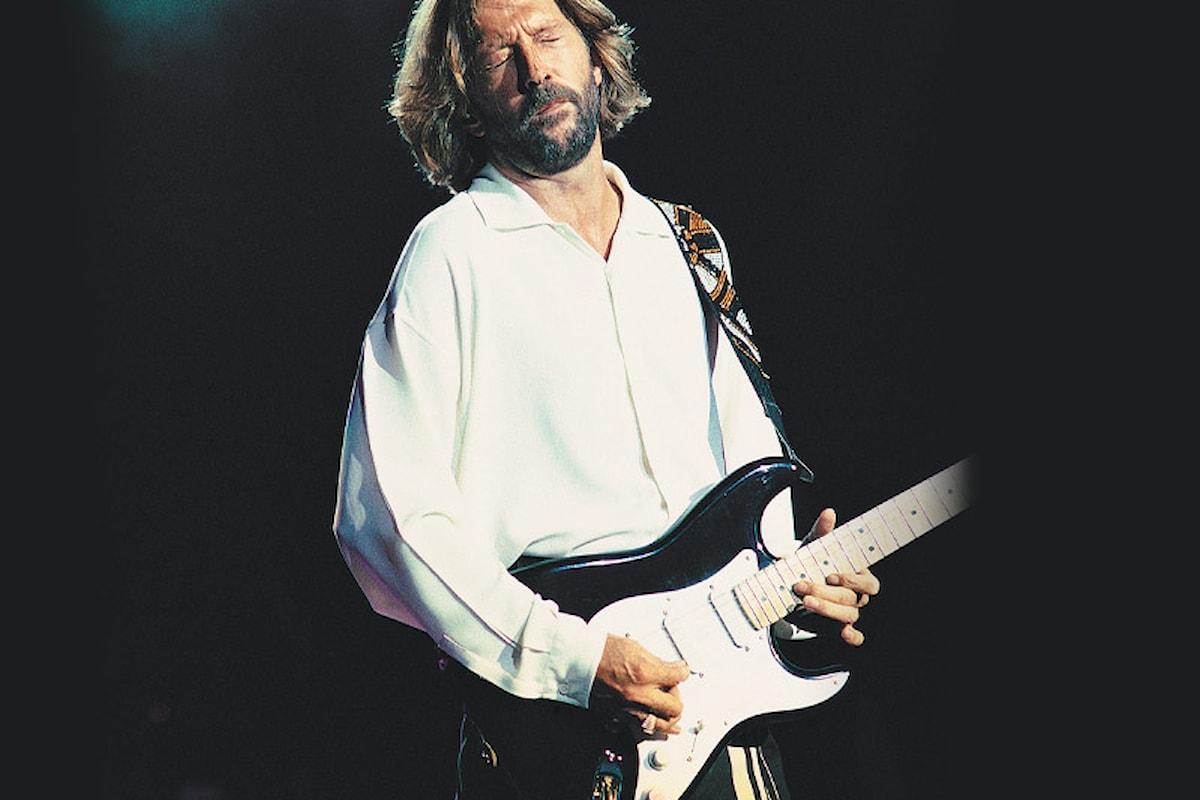 Eric Clapton, anglofilia
