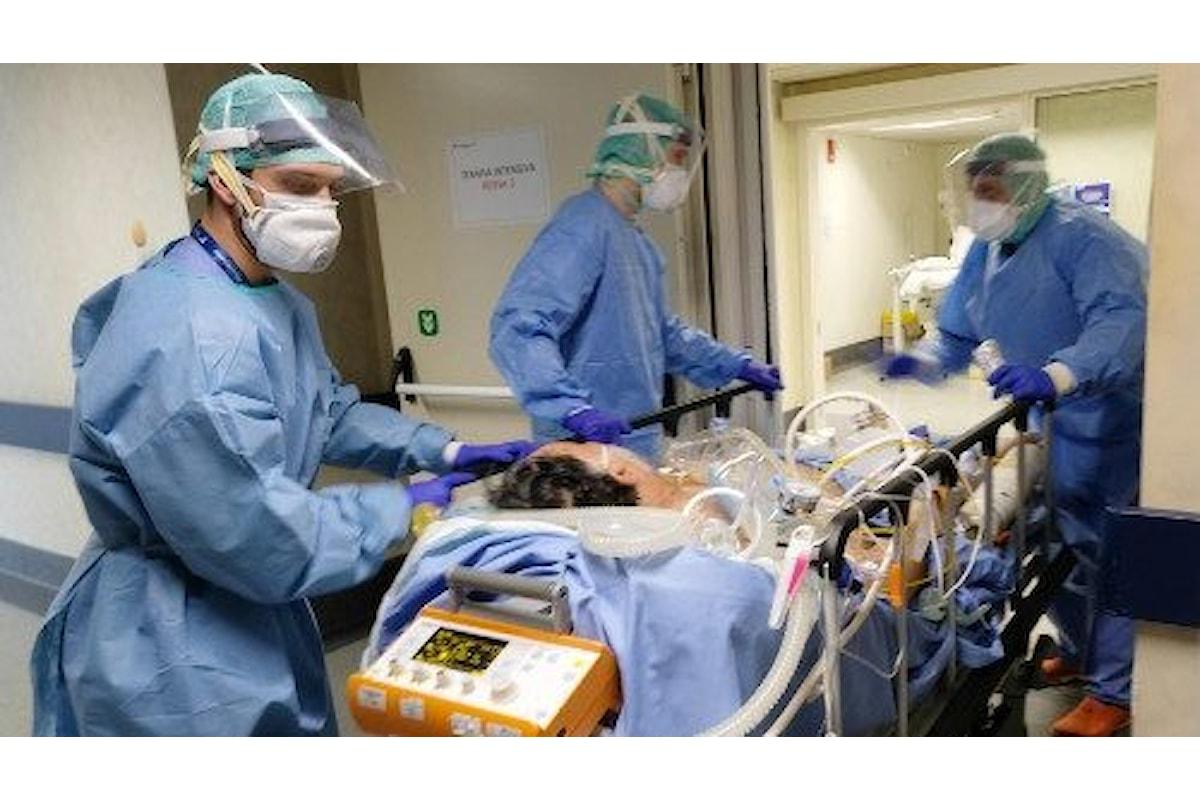 Covid: duecento casi tra gli operatori della sanità a Salerno e provincia