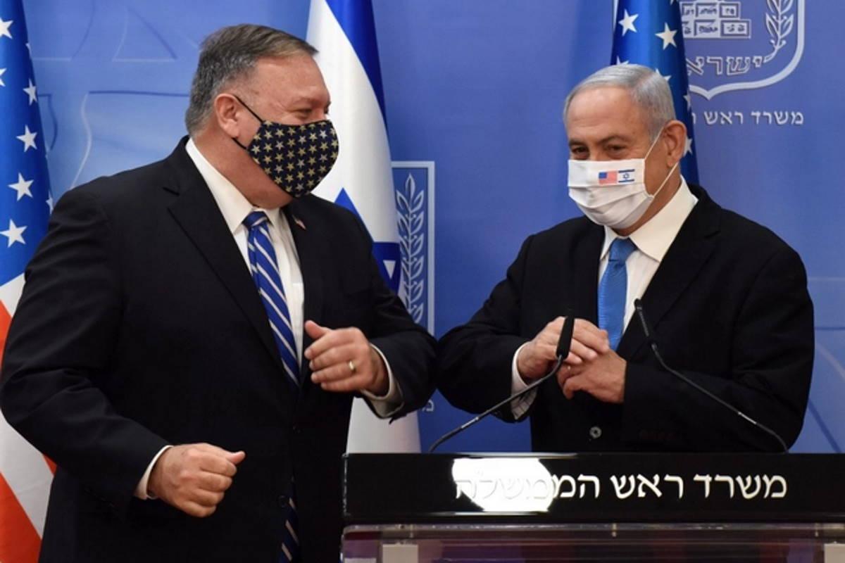 Pompeo va in Israele per promuovere gli insediamenti israeliani in Cisgiordania e per condannare i gruppi BDS come antisemiti