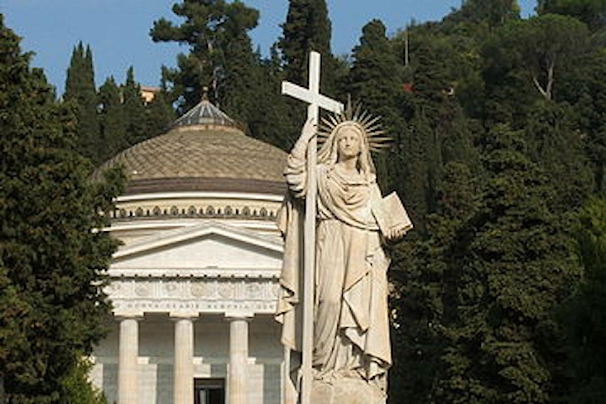 Il drammatico ed emozionante cimitero monumentale di Staglieno