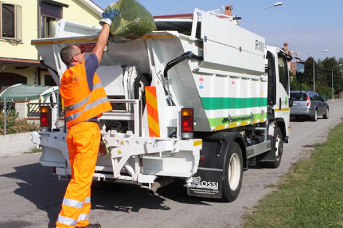 Milazzo (ME) – Sospesa la raccolta dei rifiuti per Natale e Capodanno