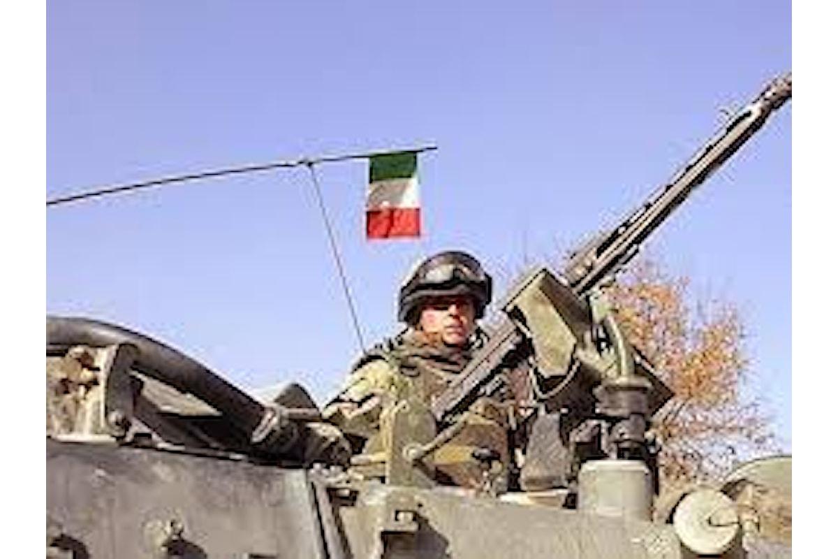 Barletta:70 militari VFP1 portano a termine l'addestramento Combat Ready