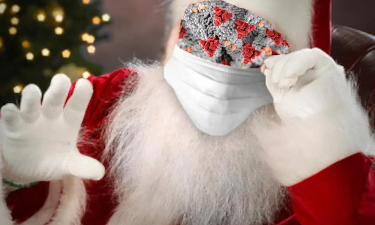 Il Natale Covid dimenticandosi del Covid