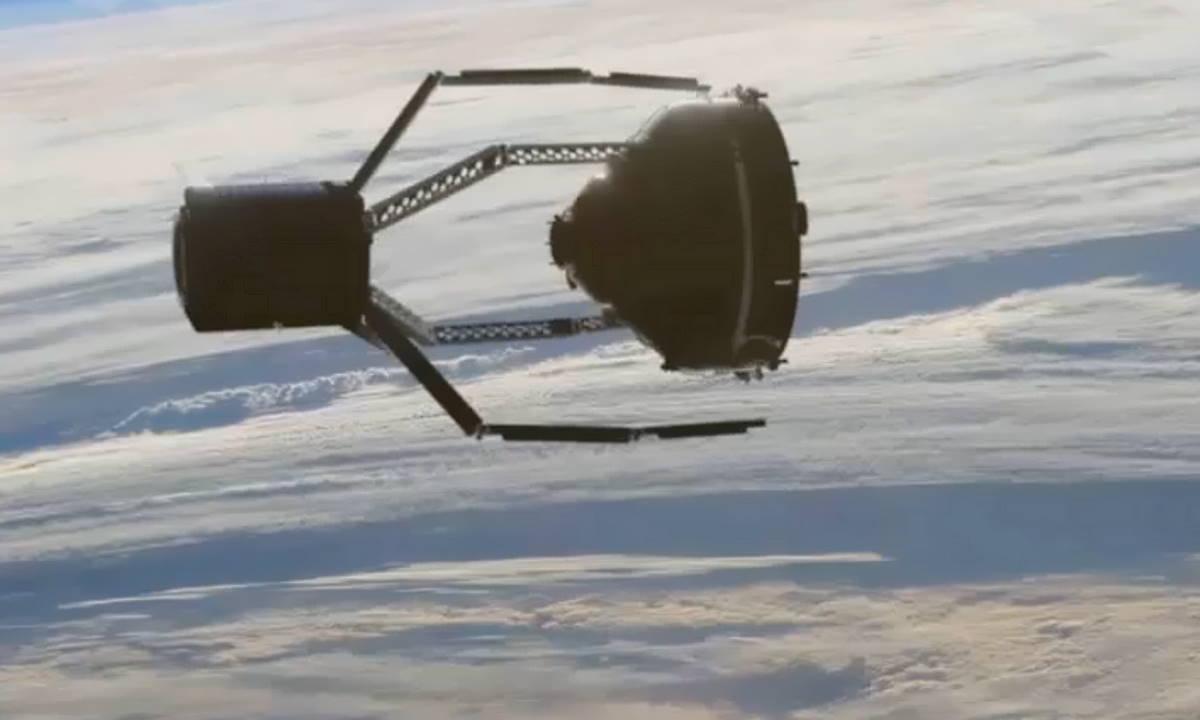 Prenderà il via nel 2025 ClearSpace 1: la prima missione per rimuovere i rifiuti dallo spazio