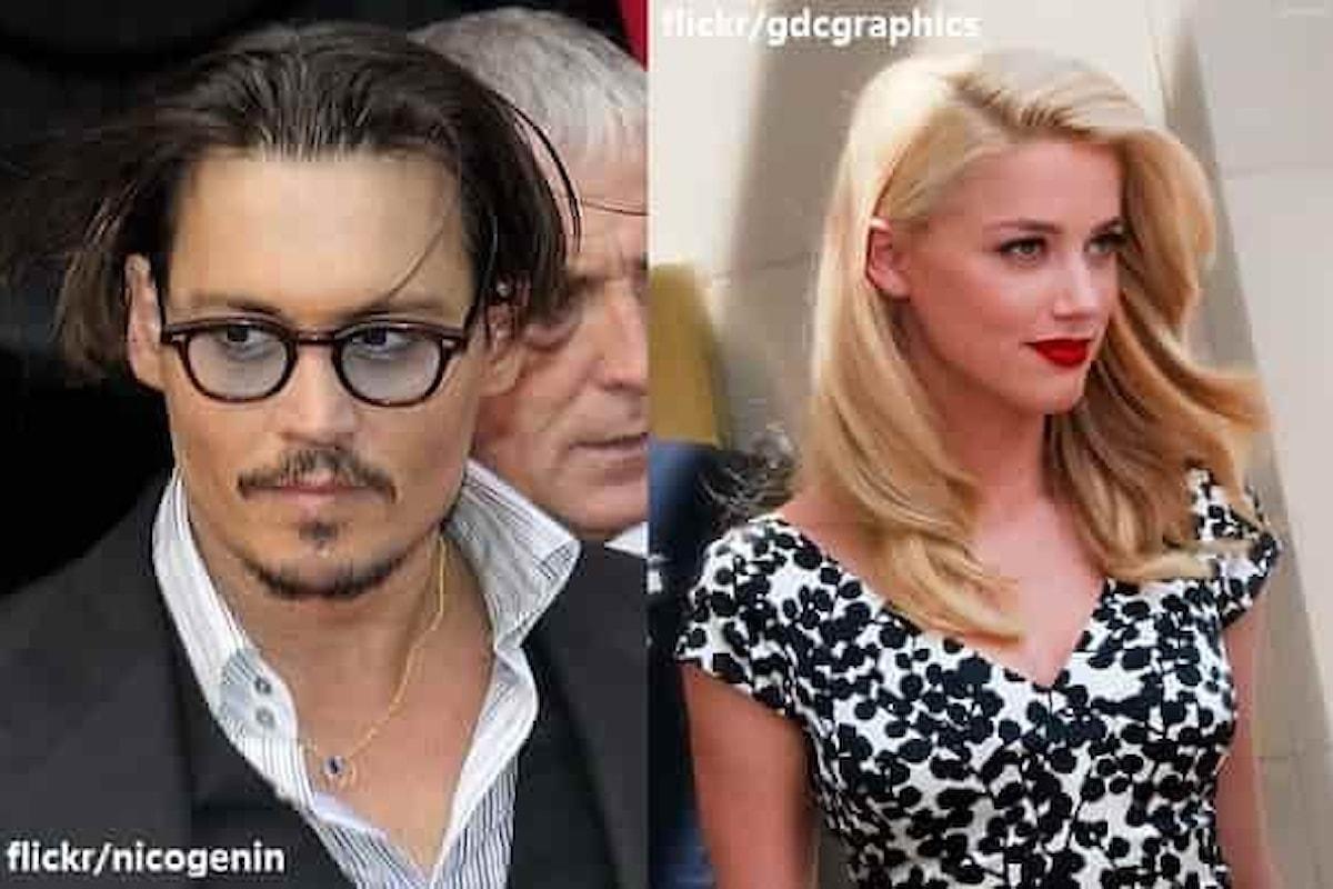 Johnny Depp: la petizione per cacciare Amber Heard da Aquaman 2 ha raccolto quasi due milioni di firme