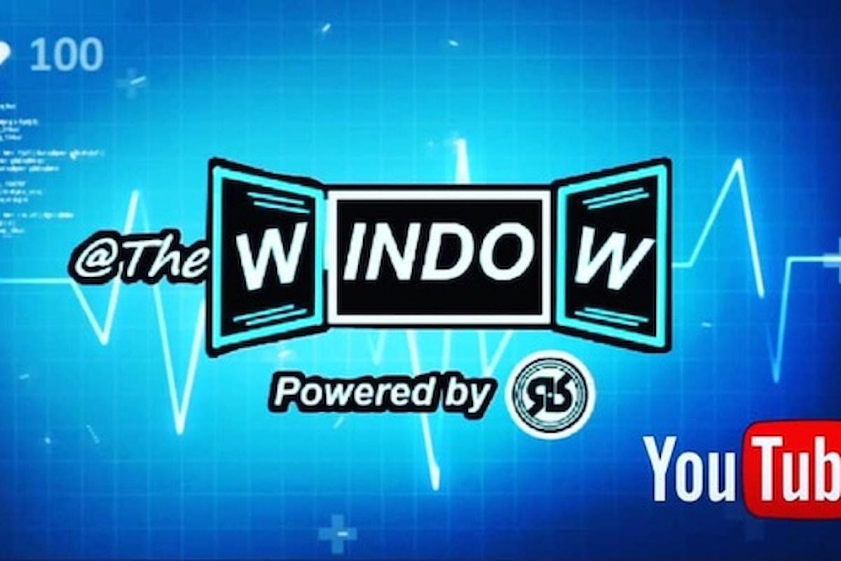 @ the WindoW by Ross Roys torna su YouTube il 16 gennaio