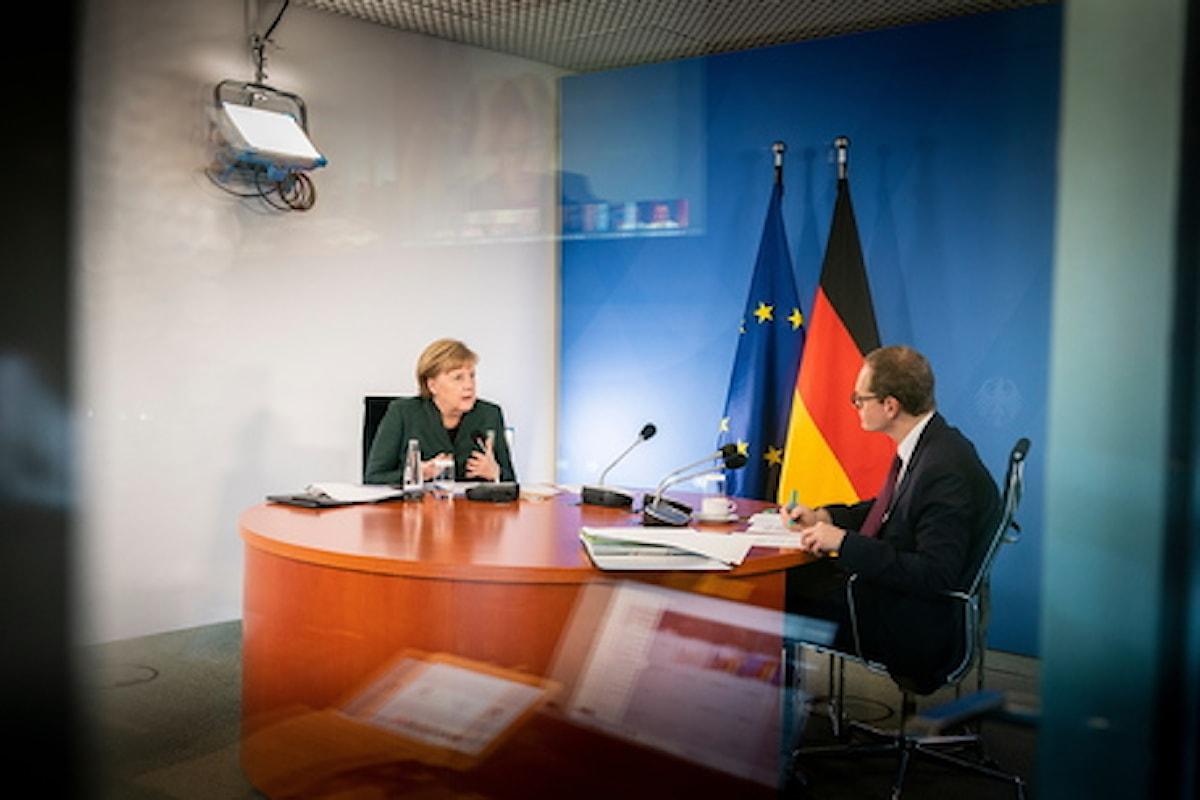 Covid: la Germania in lockdown fino al 14 febbraio mentre il Regno Unito altre 1.610 morti in 24 ore