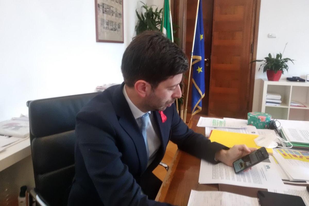 Speranza elimina le zone rosse dall'Italia a partire dal 1 febbraio