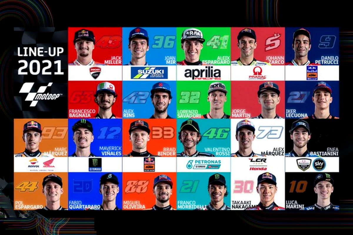 MotoGP, il calendario con tutti gli appuntamenti della stagione 2021