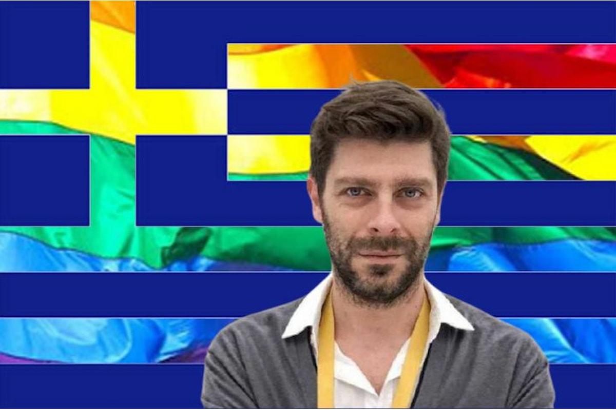 La Grecia ha un viceministro alla Cultura apertamente gay