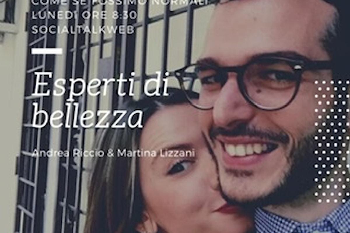 La bellezza vista da Esperti di eccellenza, Andrea Riccio e Martina Lizzani