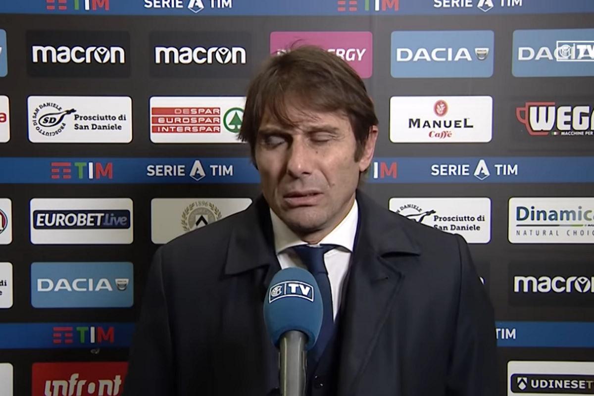 Il Milan travolto in casa dall'Atalanta è campione d'inverno con il pareggio dell'Inter a Udine