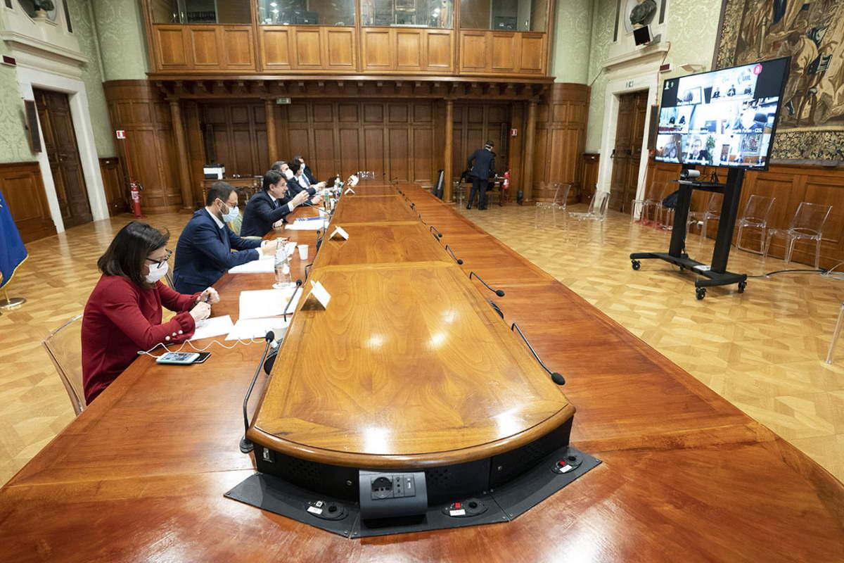 Venerdì il Governo la incontrato i sindacati per parlare di Recovery Plan