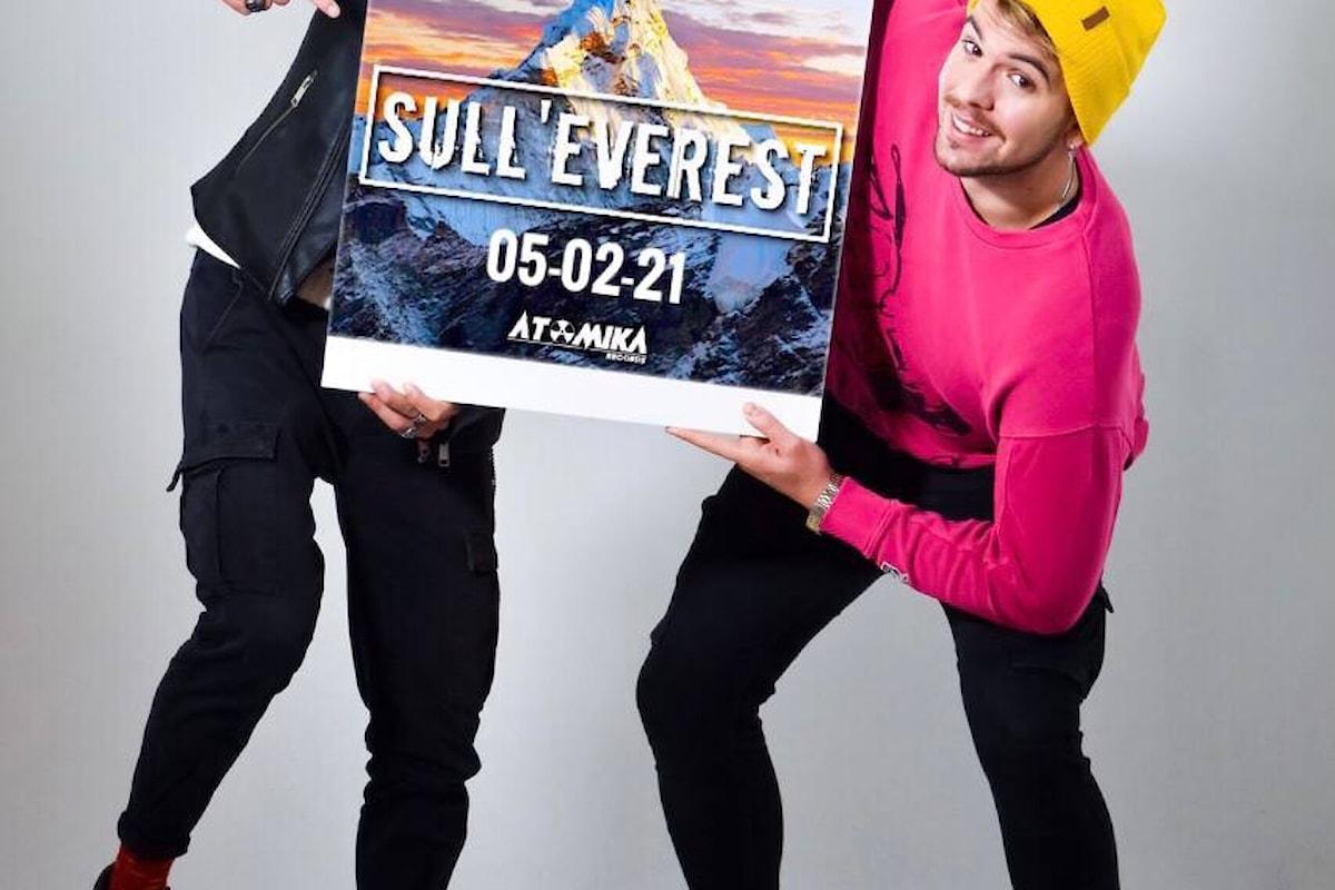 Each Other - Sull'Everest in uscita il 5 febbraio 2021