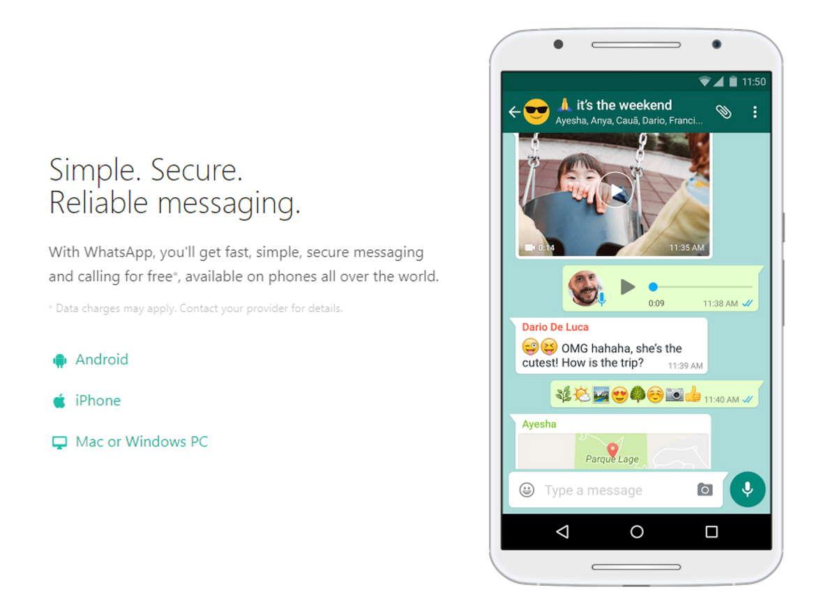 Arriva la precisazione di WhatsApp sulle nuove condizioni d'uso prima di rischiare di perdere gran parte dei propri utenti