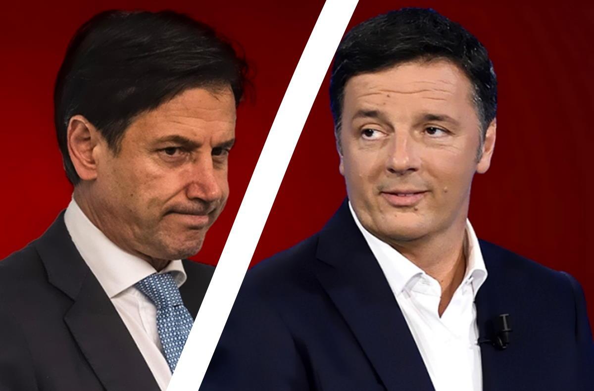 Giuseppe Conte: Farò ogni sforzo possibile per assolvere questo delicato incarico con disciplina e onore. Renzi, invece...