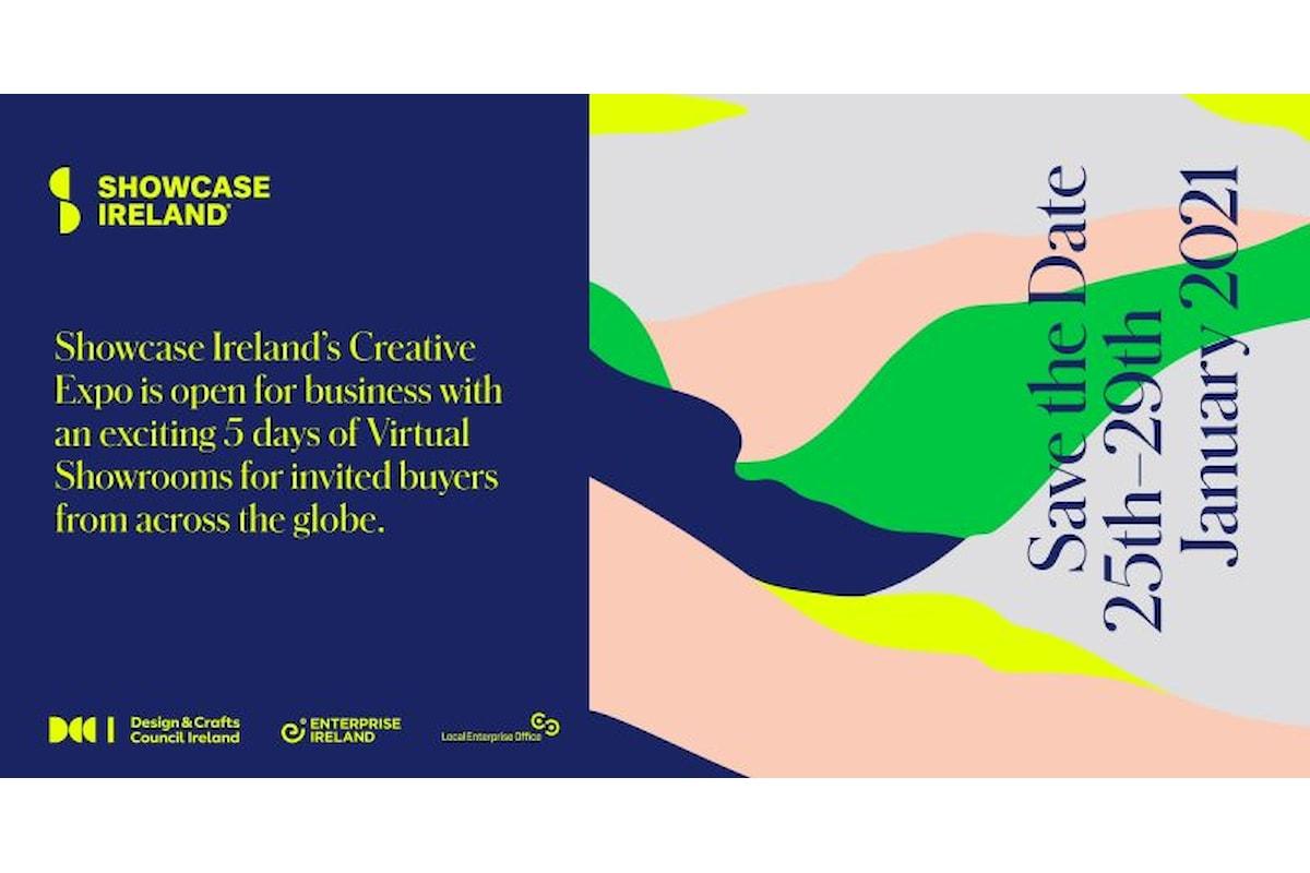 Showcase Ireland 25-29 Gennaio 2021: è tutta virtuale la 45ª fiera B2B del fashion & design made in Ireland