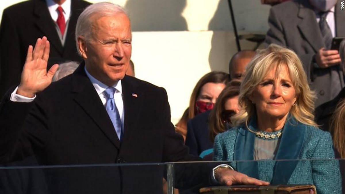Joe Biden è il 46° presidente degli Stati Uniti: l'America torna ad essere una nazione civile