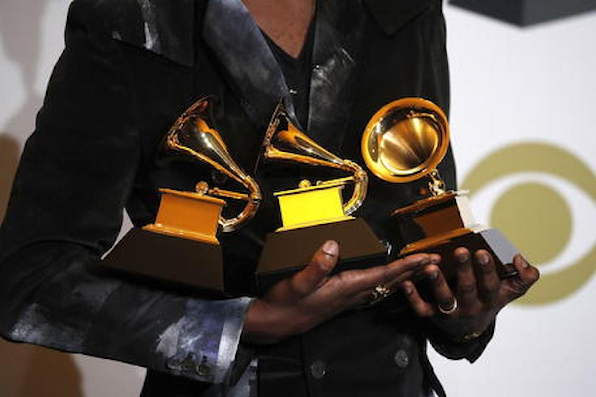 Covid: rinviata al 14 marzo la cerimonia per l'assegnazione dei Grammy Awards