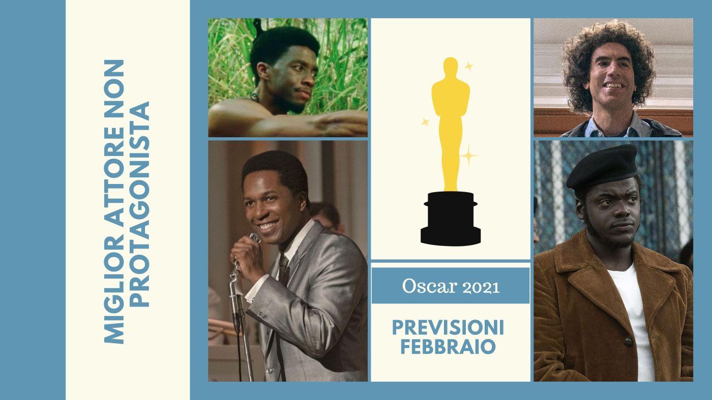 Previsioni Nominations Oscar 2021: gli 8 migliori attori non protagonisti da tenere d'occhio (previsioni febbraio)