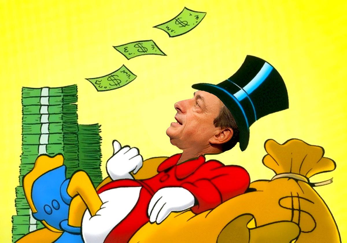 Draghi: un capitale per tutte le stagioni
