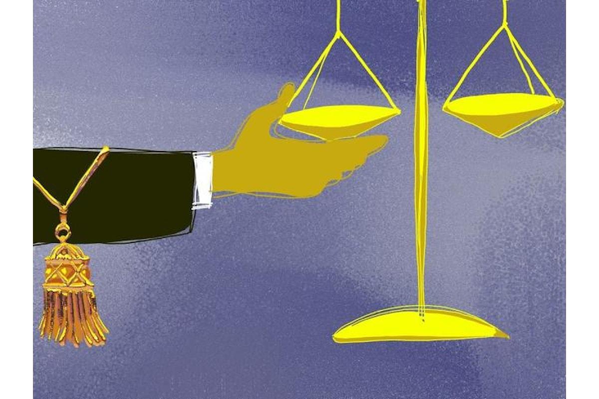 Urge riformare la giustizia