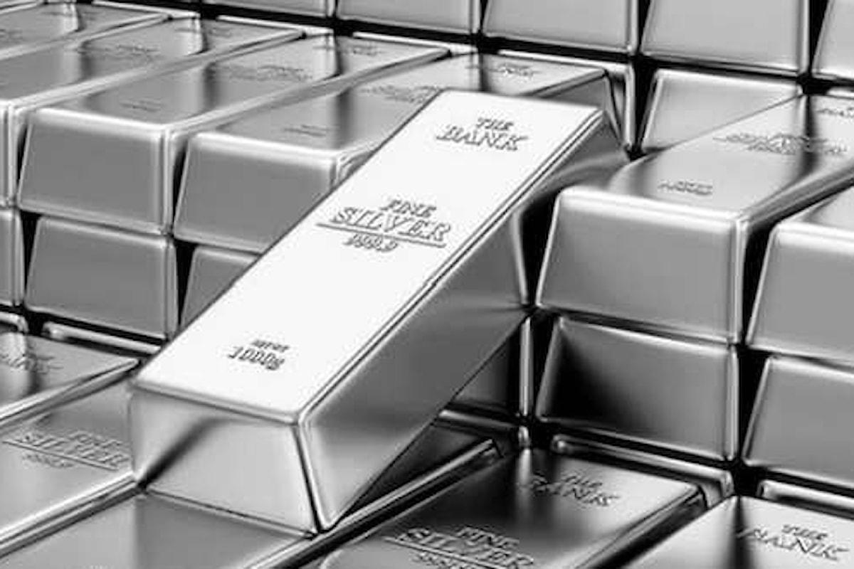 Prezzo dell'argento sugli scudi dopo una nuova offensiva di WallStreetBets