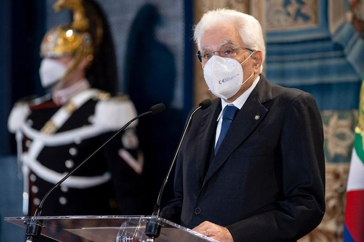 Il messaggio di Mattarella per la prima Giornata Nazionale del personale sanitario