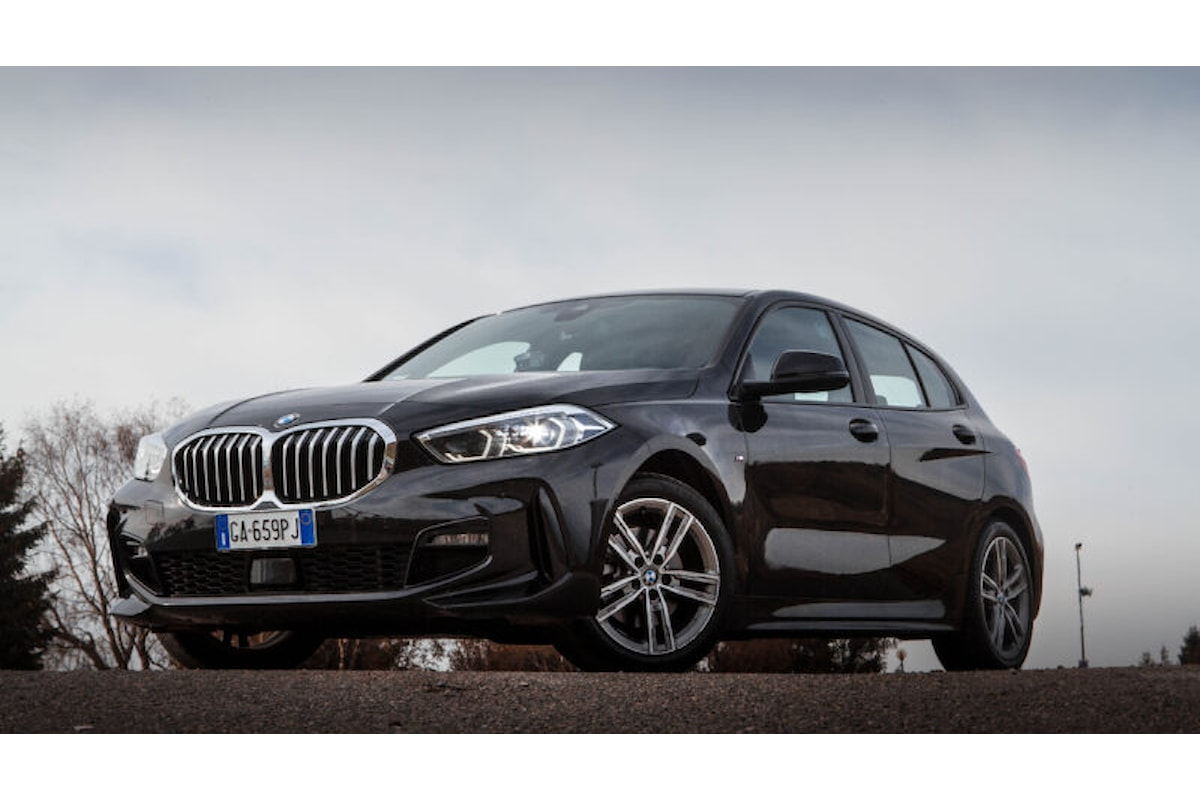 BMW Serie 1: siamo sicuri che la trazione posteriore l'abbia rovinata?