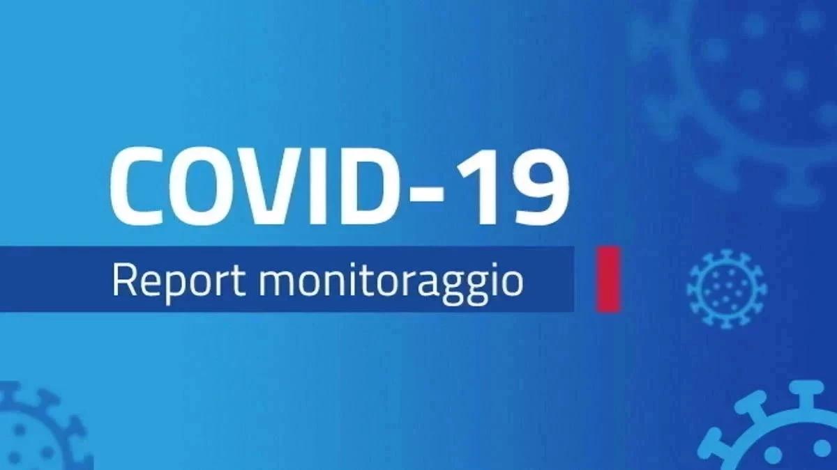 Report monitoraggio Covid dall'8 al 14 marzo 2021: l'incidenza del contagio supera il livello di 250 casi settimanali per 100.000 abitanti