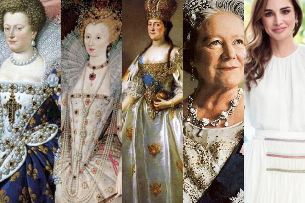 Il Salotto dei Royals ci parla delle 5 regine un omaggio alle donne