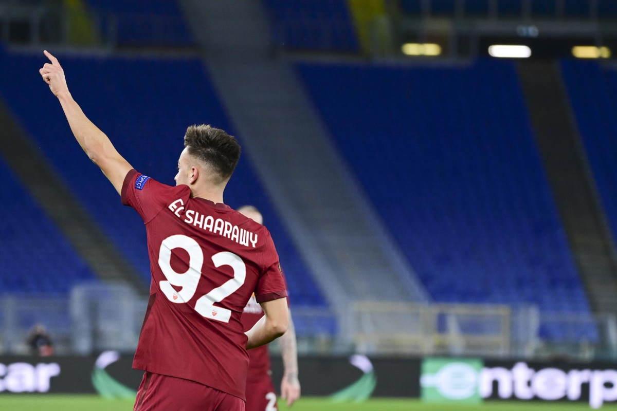 Europa League, all'Olimpico la Roma batte lo Shakhtar 3-0 e prenota il passaggio del turno