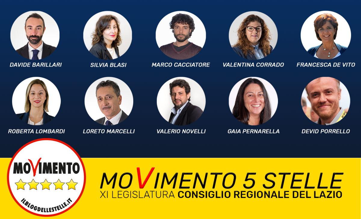 """Bufera nel M5S del Lazio, secondo De Vito """"entrare in giunta con il Pd è tradire i territori"""" Dove sta andando il movimento cinque stelle del famoso boom 2013?"""