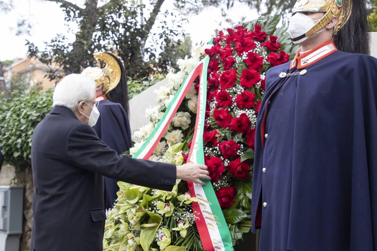 16 marzo 1978, in via Fani le Brigate Rosse rapiscono Aldo Moro uccidendo gli agenti della scorta. Mattarella ne ha ricordato il 43° anniversario