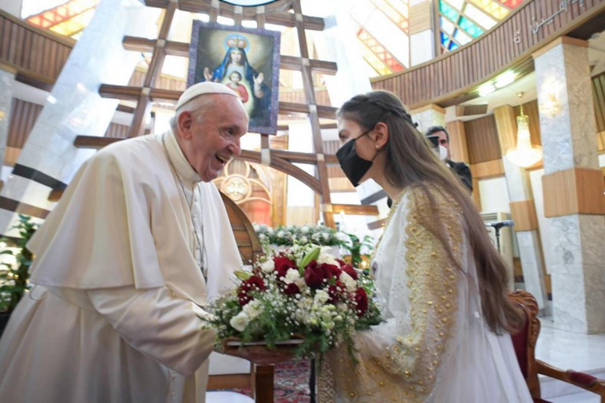 Papa: viaggio in Iraq un dovere verso terra martoriata