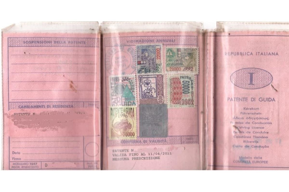 Proroga per il rinnovo della patente di guida