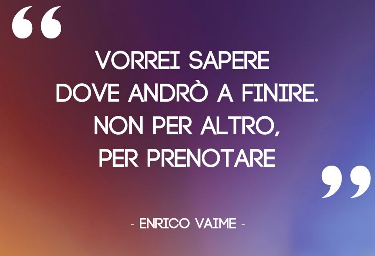 Domenica 28 marzo è morto Enrico Vaime