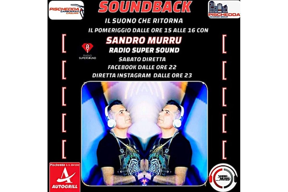 Sandro Murru Kortezman: il 27 marzo una diretta social per regalare a tutti musica ed energia