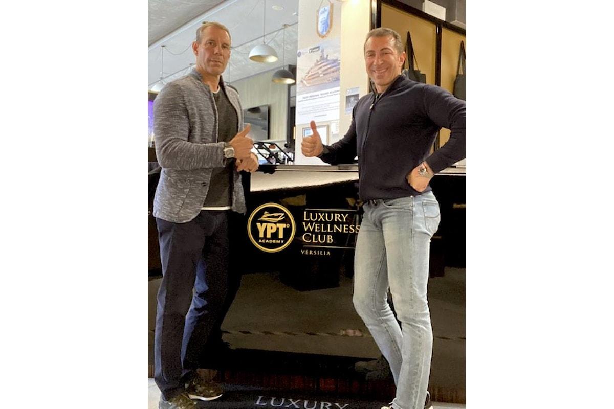 The Cliff & Luxury Wellness Club a Lugano con Manuel Dallori e Massimo Alparone: un progetto internazionale con stile italiano